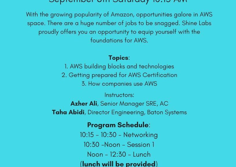 AWS Essentials Workshop