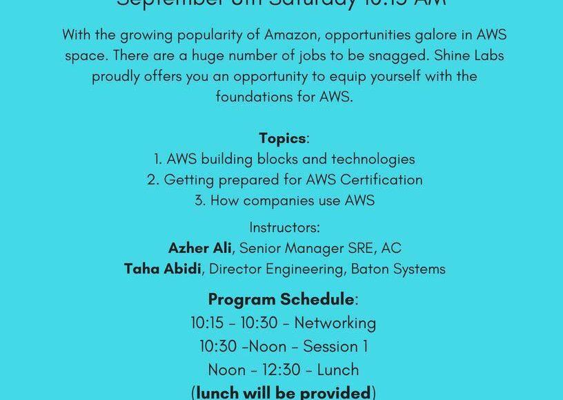 AWS Essentials Workshop